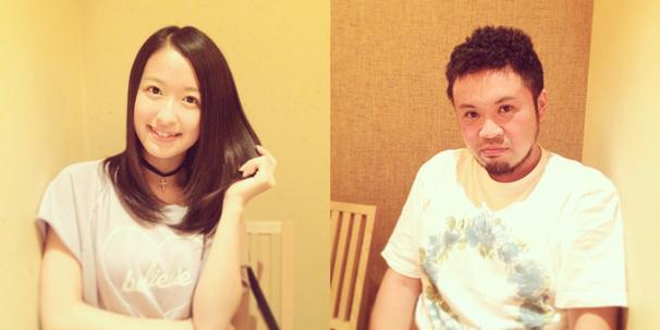 左:中江友梨さん(東京女子流) 右:サイプレス上野さん(サイプレス上野とロベルト吉野)/画像は公式Webサイトより