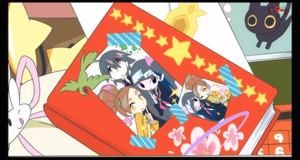 ��I can Friday by day�٥������åȡ�(c) nihon animator mihonichi LLP.