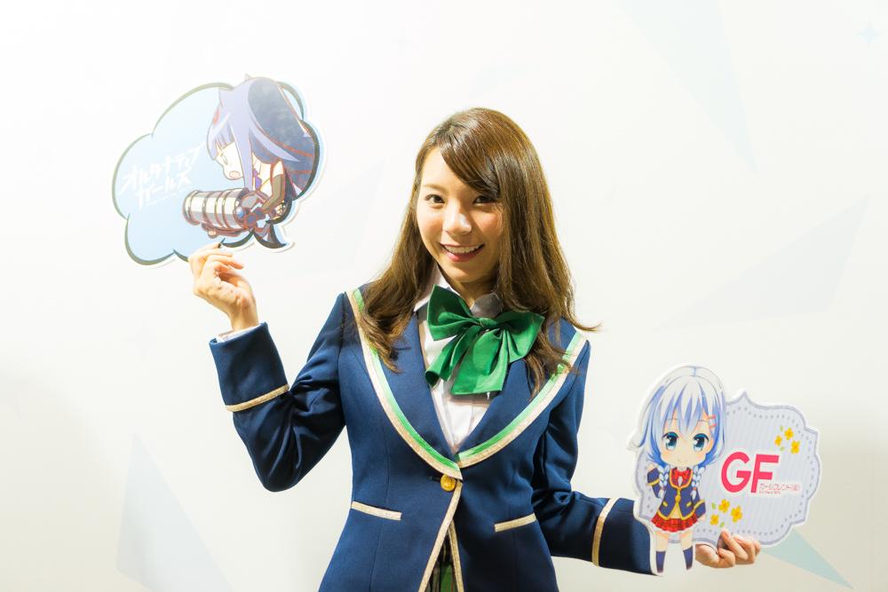 コミックマーケット92_『ガールフレンド(仮)』