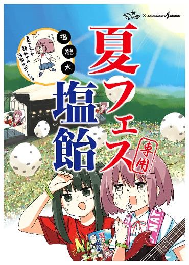 『夏フェス専用 塩飴』