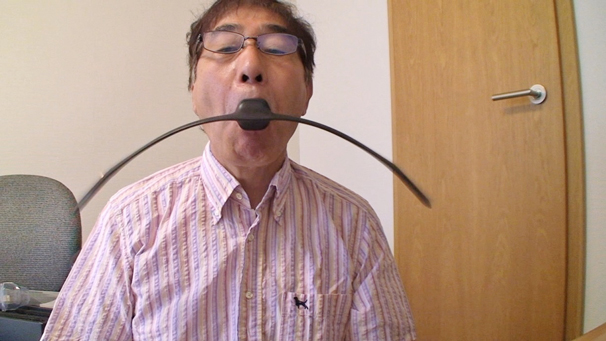 蛭子能収の一人でできるもん!!「最新ブンブン器具でキュートな笑顔になる」の巻