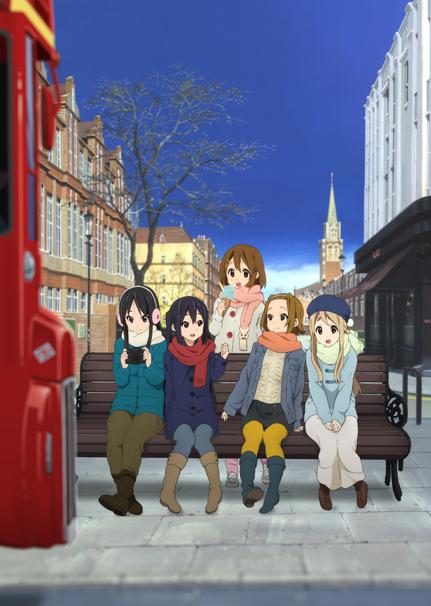 『映画けいおん!』/(C)かきふらい・芳文社/桜高軽音部