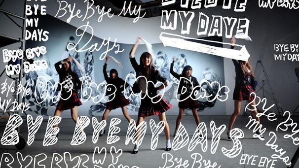 RE_夢みるアドレセンス「Bye-Bye-My-Days」MVサムネイルD