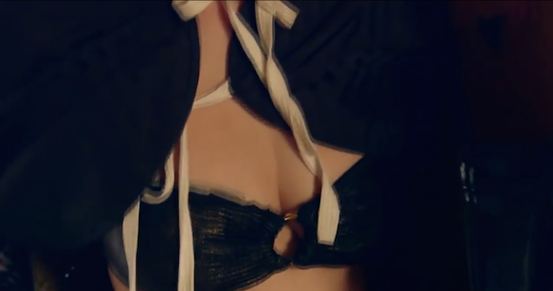 【公式】鎧美女 #1 高崎聖子/スクリーンショット