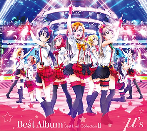 �ئ�'s Best Album Best Live! Collection II�٥��㥱�å�