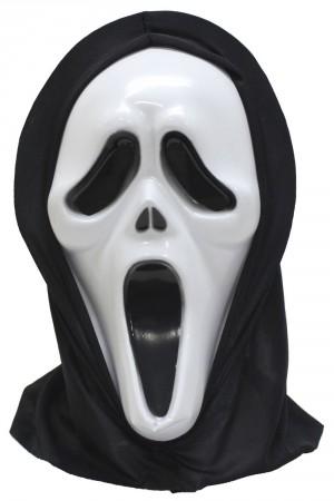 スクリームマスク?