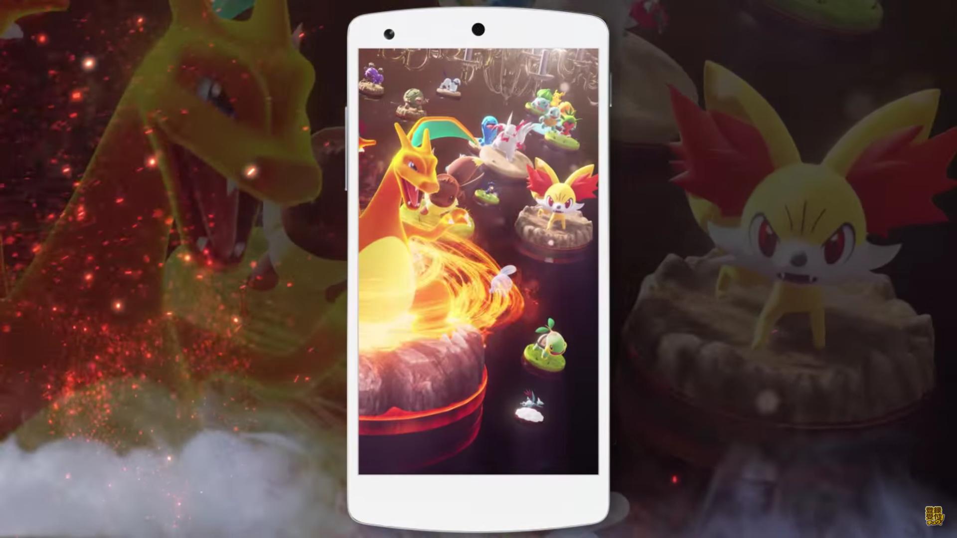 対戦ボードゲームアプリ『ポケモンコマスター』 最強AI×ポケモン
