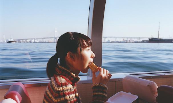 まなこさん 船旅