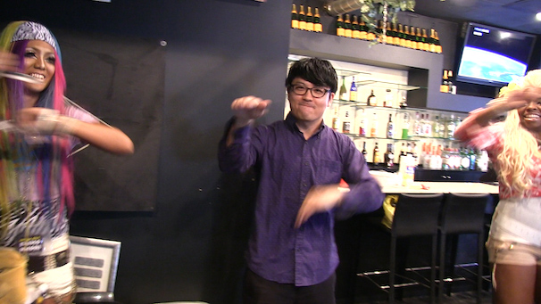 呪われた別の踊りかなにか…2