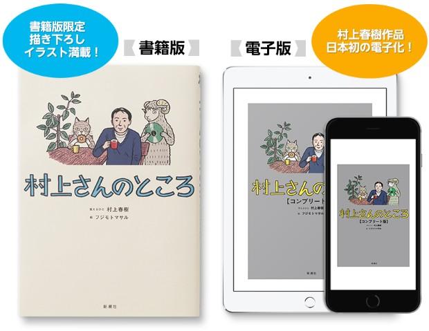 超人気サイト「村上さんのところ」書籍化! 村上春樹の名解答500選収録