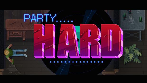 パーリピーポー惨殺…! 最恐ゲーム「Party Hard」Steamで配信決定