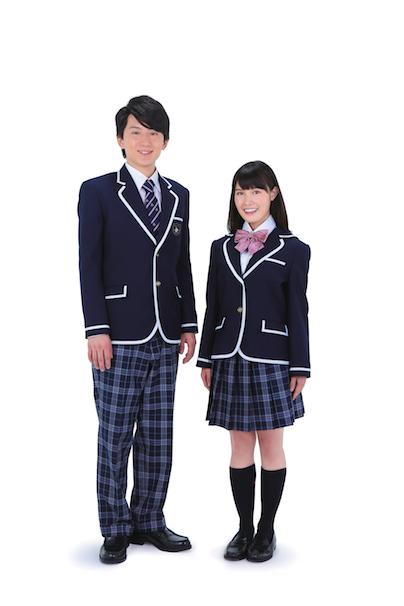 志倉千代丸さんデザインの「N高制服」