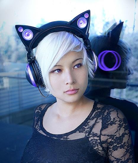 めっちゃめちゃ可愛いネコ耳型ヘッドホン、ついに一般発売決定!
