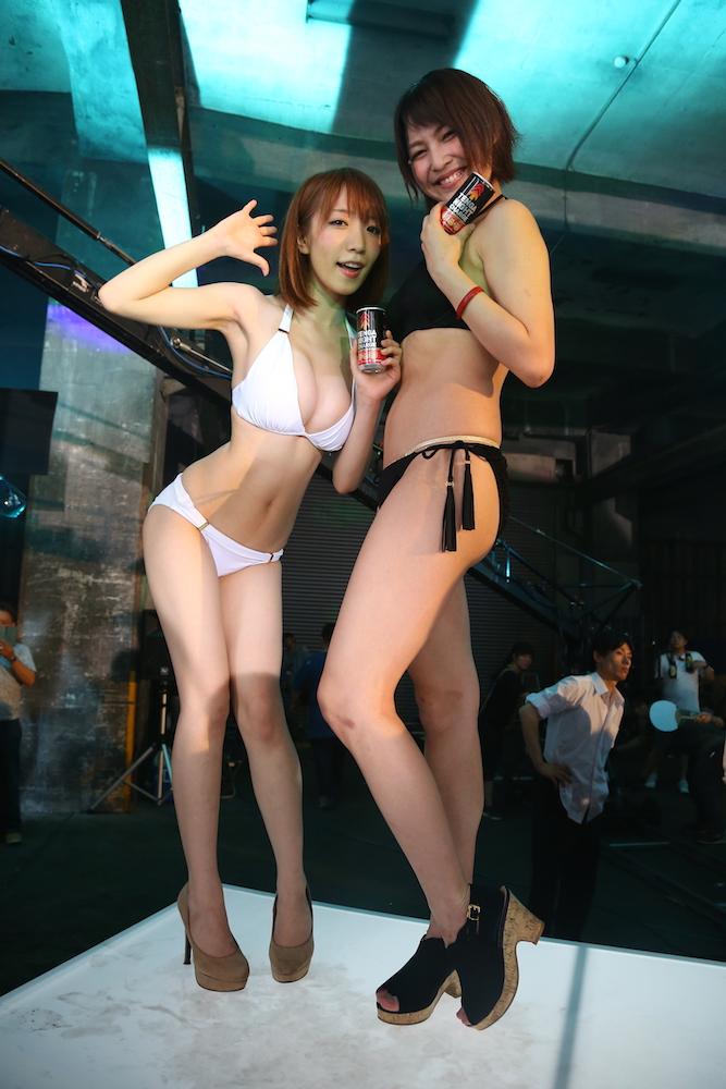 清水さんと小柳さん2