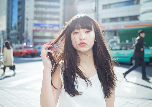ミスiD2015の山田愛奈さん