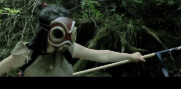 RE_実写版 もののけ姫 本気で演ってみた---ニコニコ動画-GINZA-(1)