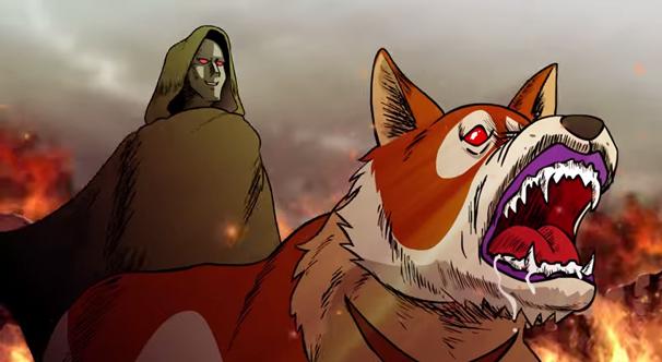 『天才バカヴォン〜蘇るフランダースの犬〜』キャプチャ