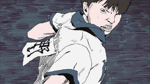 ピンポン THE ANIMATION』/©松本大洋・小学館/アニメ「ピンポン」製作委員会