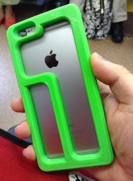 画期的すぎる「指が短い人用のiPhone6ケース」、ついに販売開始!