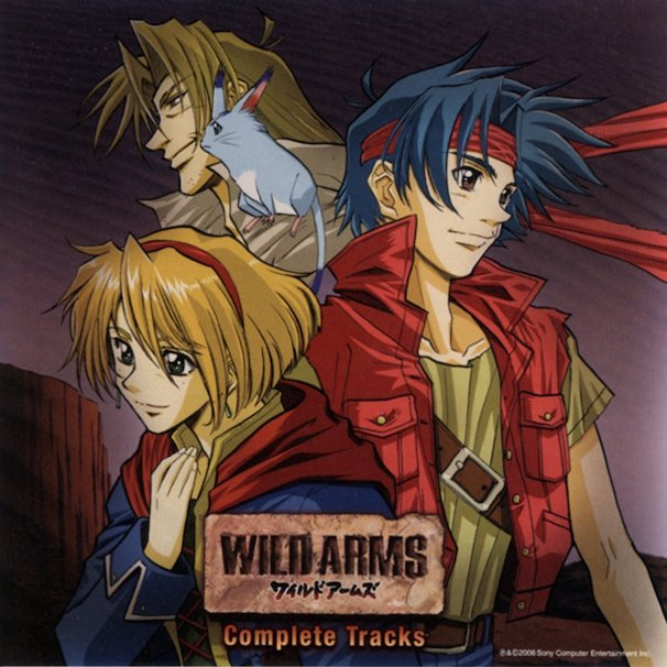 WILD ARMS Complete Tracks