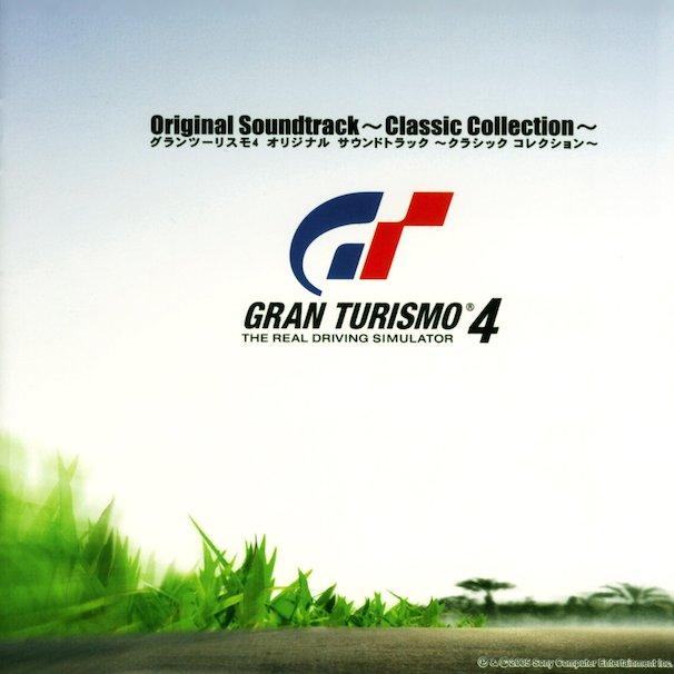 GRAN TURISMO 4 Original Soundtrack ~Classic Collection~