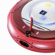 お蔵入りに不満の声 幻の「シャア専用ハロ型」ロボット掃除機が話題