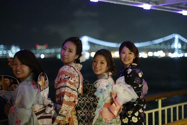 東京納涼船