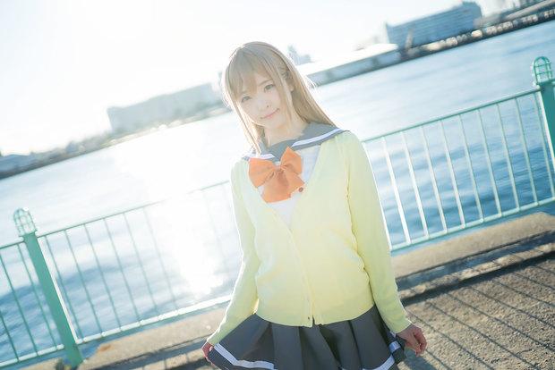 肉球あやとさん(『ラブライブ!サンシャイン!!』国木田花丸)C91-20_DSC2025