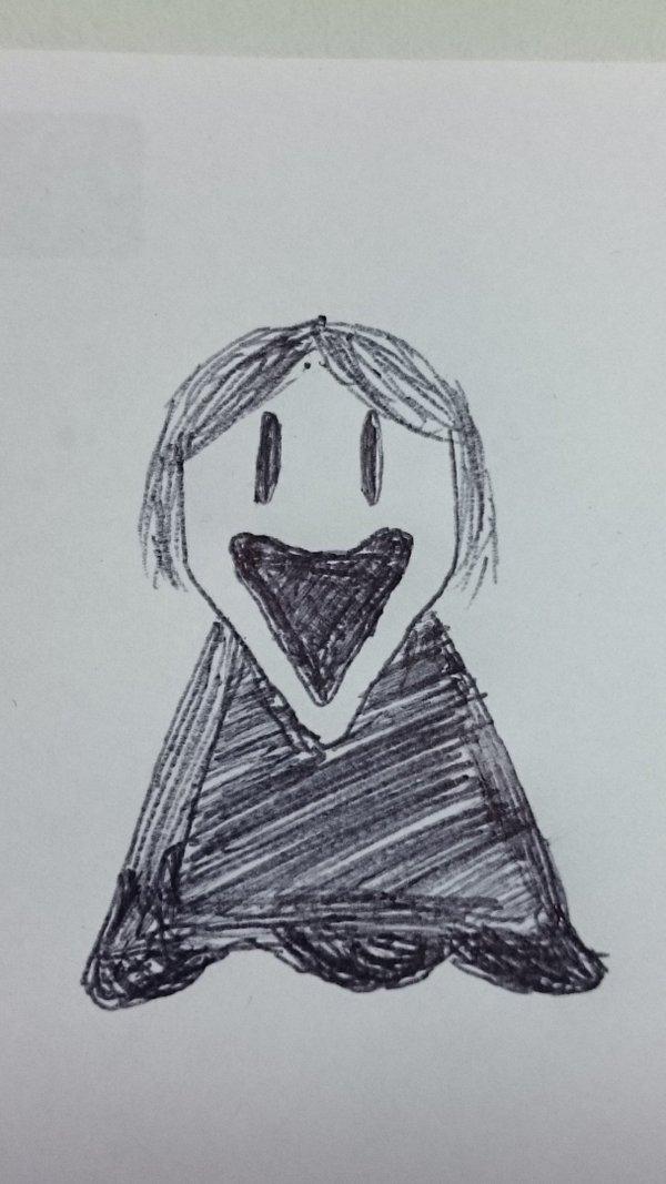 【閲覧注意】ポケモンセンターのお姉さんを描いたイラストが怖すぎ