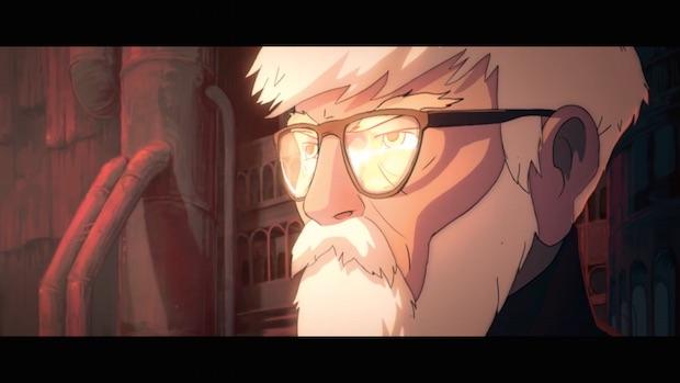 宮崎監督似のキャラも! ジブリ愛にあふれた仏学生によるアニメが話題