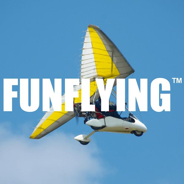 ミニ飛行機で空を飛ぶ! 夢の新レジャー「ファンフライディング」始動