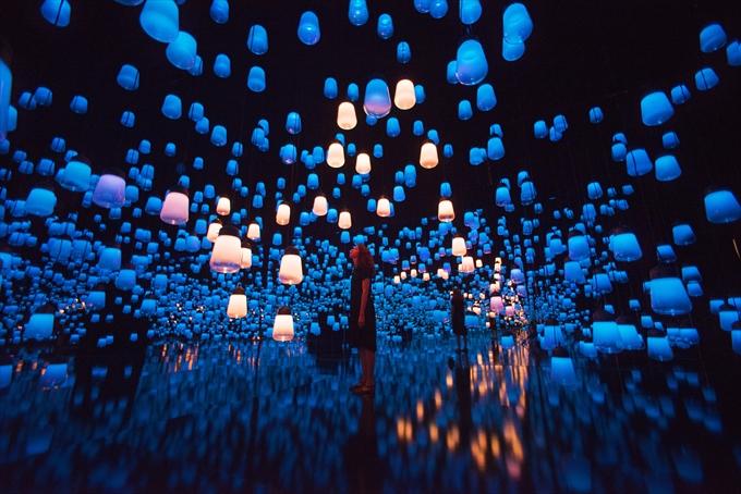 チームラボ、深セン(中国)で約2000平米の巨大展覧会 共創の教育と実験