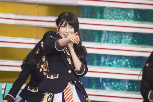 TIF2015 HKT48 ホットステージ16