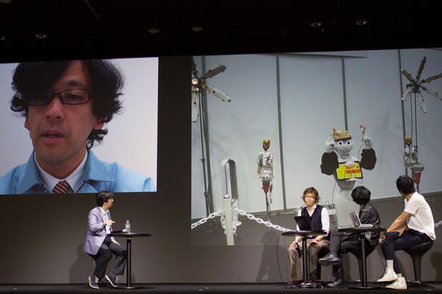 ロボットはいかに世界を変えるか Pepper Tech Festival 2014ディスカッションレポ