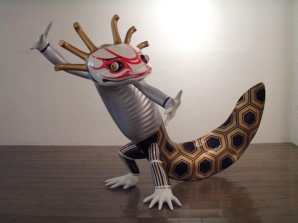 salamander<br />[KABUKI]