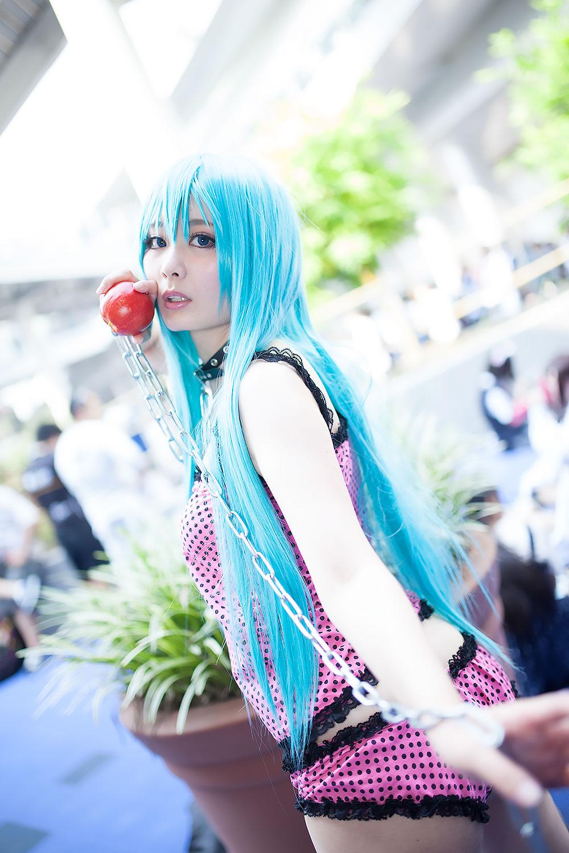 苺衣さん/「コスサミ」<br /> Photo by Diora