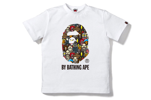 ULTRA MONSTERS BY BATHING APE TEE