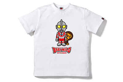 BAPE(R)×ウルトラマンコラボシリーズ Tシャツ MENS (全6種)