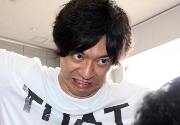 編集長に激怒する岸田メル先生