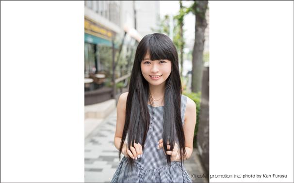 永井亜子さん/画像は「コレットプロモーション」公式Webサイトより