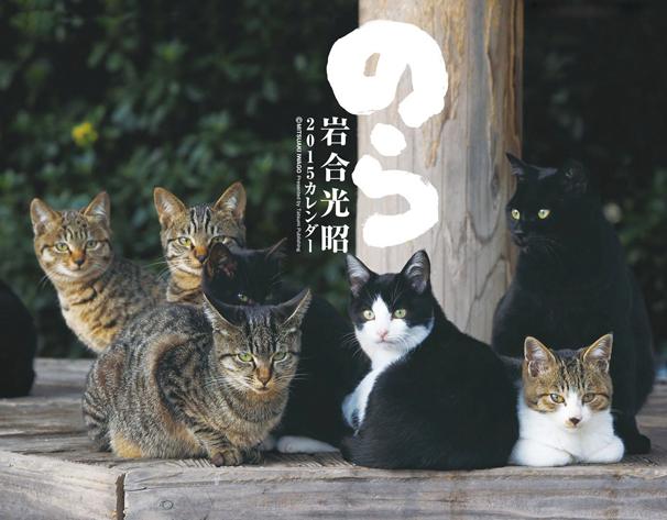 2015猫カレンダーのら