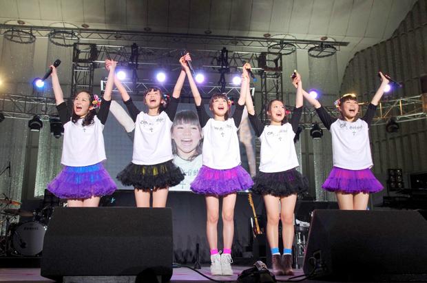 感動と興奮を世界へ! 東京女子流、渾身の日比谷公演をネット配信