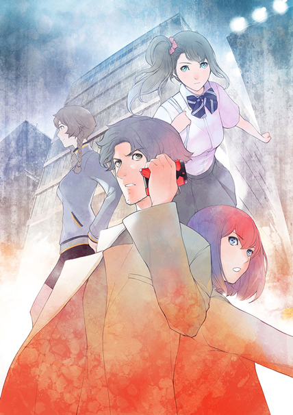 『STEINS;GATE —The Committee of Antimatter—』/(C)2009-2014 MAGES./5pb./Nitroplus/RED FLAGSHIP