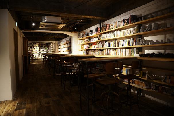 森の図書室/画像は公式Webサイトより