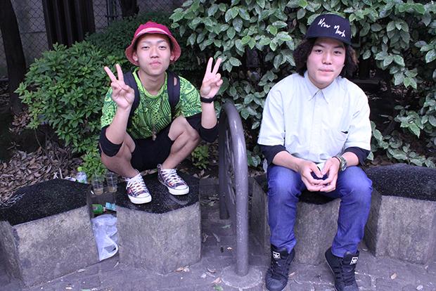 かしわ×EINSHTEIN 特別対談──関西の10代ラッパーが語る苦悩と可能性