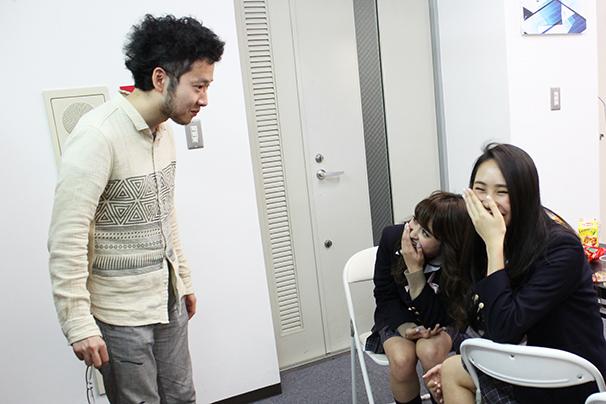 渋谷JKとおっさんニコ生主がガチトーク! これが10代のリアル