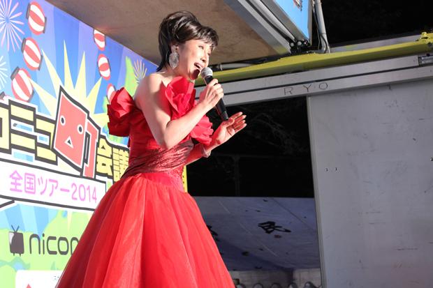 小林幸子「ニコニコ町会議」に降臨!  武道館公演を中継&ボカロCD配信決定