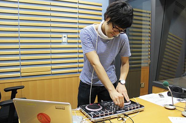 DJ和さん