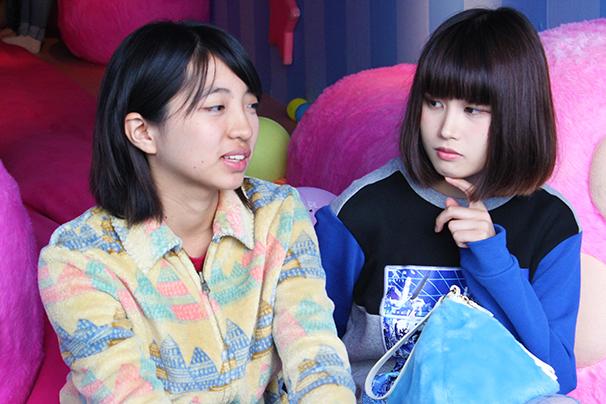 「スーパーロボット展」ASUNA着せ替えレポート
