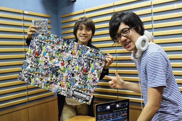 Noitamina十周年演讲! DJ sum x Yoshida Naoki谈论动画和音乐的魅力